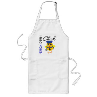 Head Police Chick Aprons