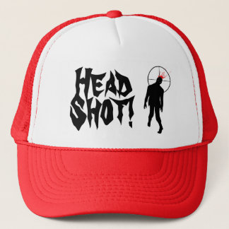 Head Shot! - cap
