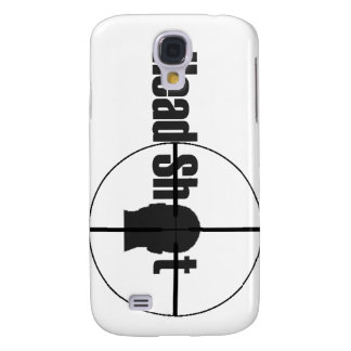 Head Shot Galaxy S4 Cover