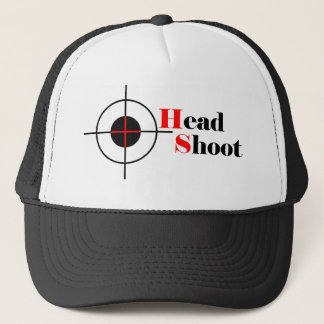 Head Shot My Head ! Trucker Hat