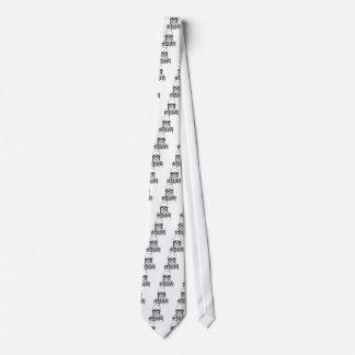 Head shot tie