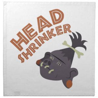 Head Shrinker Napkin