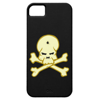 Head skull skull iPhone SE/5/5s case