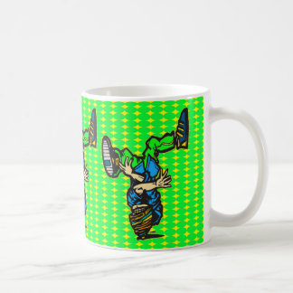 Head Spin Dance Coffee Mug