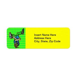 Head Spin Dance Label