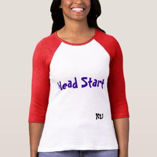 3579bb1e1 Head Start T-Shirts - T-Shirt Design & Printing   Zazzle