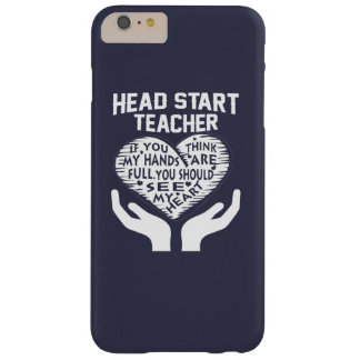 Head Start Teacher Barely There iPhone 6 Plus Case