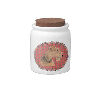 Head Study Candy Jars