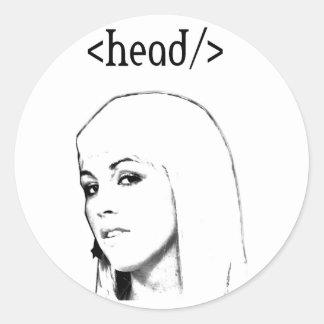 Head tag html