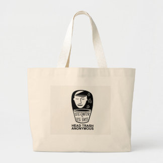 Head Trash Anonymous Tote Bag