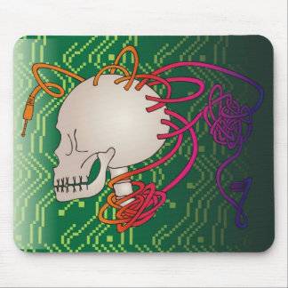Head-wire Mouse Pad