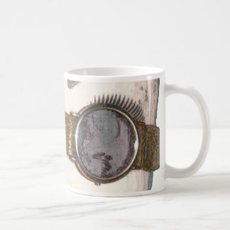 head with goggles Mug 1