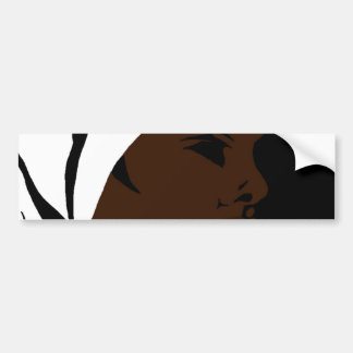 Head Wrap 2 (Paint.net) Bumper Sticker