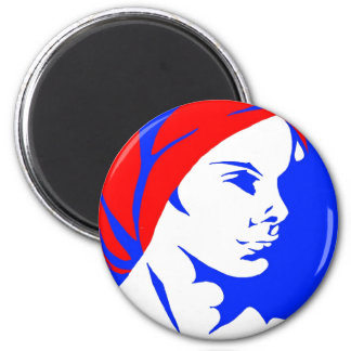 Head Wrap 4 (Paint.net) Magnet