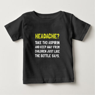Headache Children T-shirt
