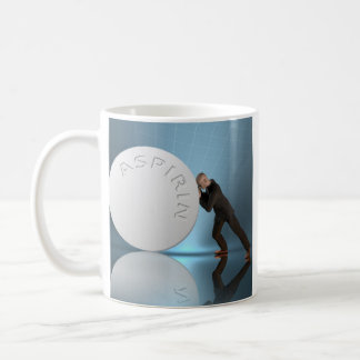 Headache Coffee Mug