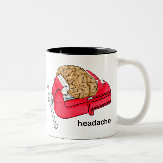 Headache Mug
