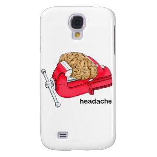 Headache Samsung Galaxy S4 Case