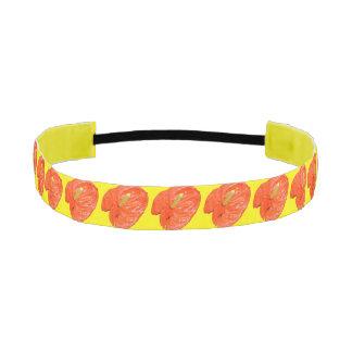 Headband - Chinese Lantern Athletic Headbands