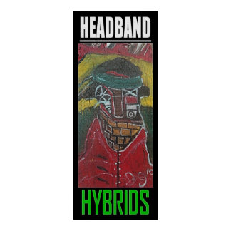 HEADBAND HYBRIDS PRINT
