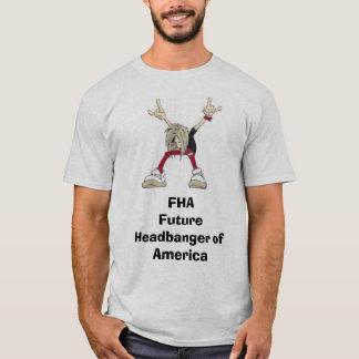 Headbanger, FHAFuture Headbanger of America T-Shirt