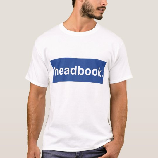 headbook T-Shirt