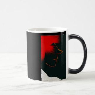 Headdress 11 Oz Magic Heat Color-Changing Coffee Mug