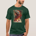 Headdress Vintage Sheet Music Men's T-Shirt