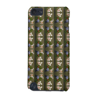 Heade Lilies Heliotrope Flowers Device Case