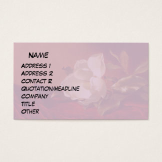 Heade Magnolia Business Card