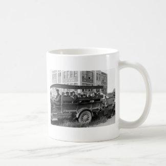 Headed to School, 1921 Coffee Mug
