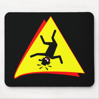 HEADER DUDE 12 MOUSE PAD