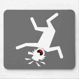 HEADER DUDE 15 MOUSE PAD