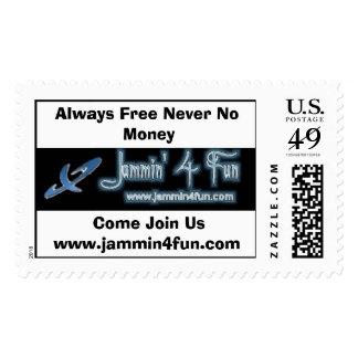 header_upper, Always Free Never No Money, Come ... Postage