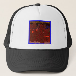 headgear for the end times trucker hat