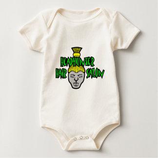 Headhunter Hair Salon Baby Bodysuit