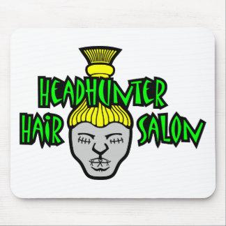 Headhunter Hair Salon Mouse Pad