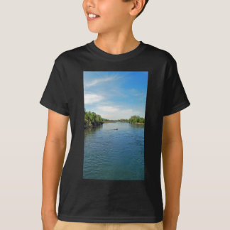 """heading down river"" collection T-Shirt"