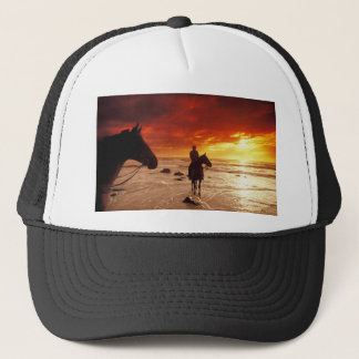 Heading For Home Trucker Hat