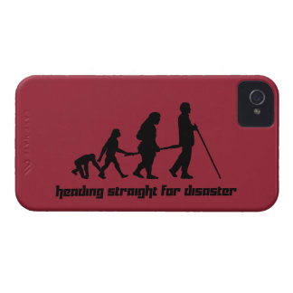Heading straight for disaster iPhone 4 covers