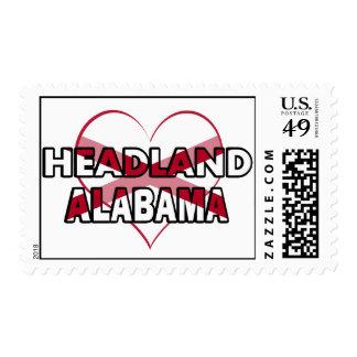 Headland, Alabama Postage Stamps