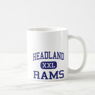 Headland Rams Middle School Headland Alabama Coffee Mug
