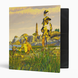 Headlands, Avery binder by Joseph Maas