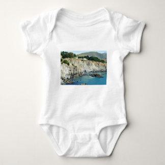 Headlands Northern California Oceanside Baby Bodysuit