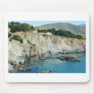 Headlands Northern California Oceanside Mouse Pad