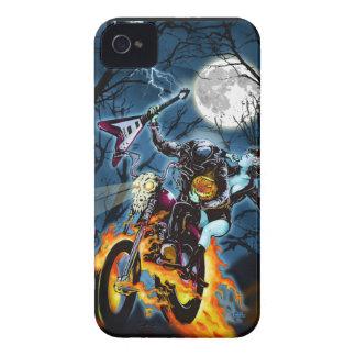 Headless Biker Horseman iPhone 4 Case