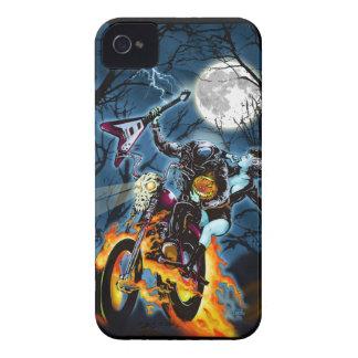 Headless Biker Horseman iPhone 4 Case-Mate Case
