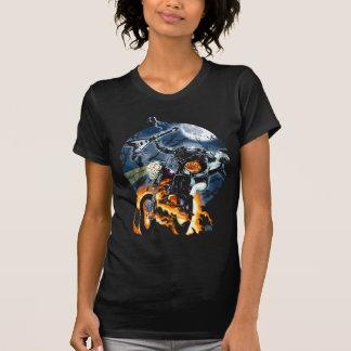 Headless Biker Horseman Tshirt