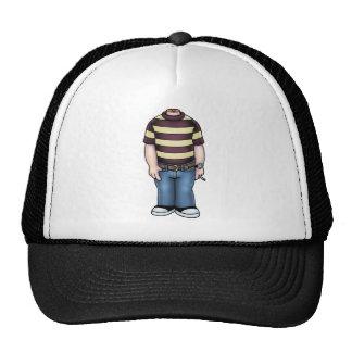 headless-boy-T Hat