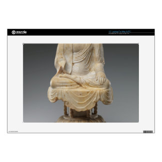 "Headless Buddha - Tang dynasty (618–907) 15"" Laptop Decals"